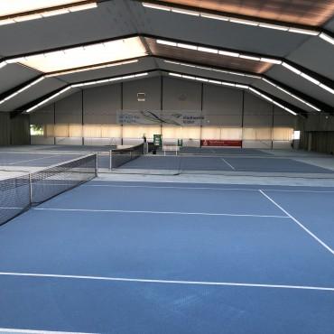 Tennishalle – Wintersaison 2018/19