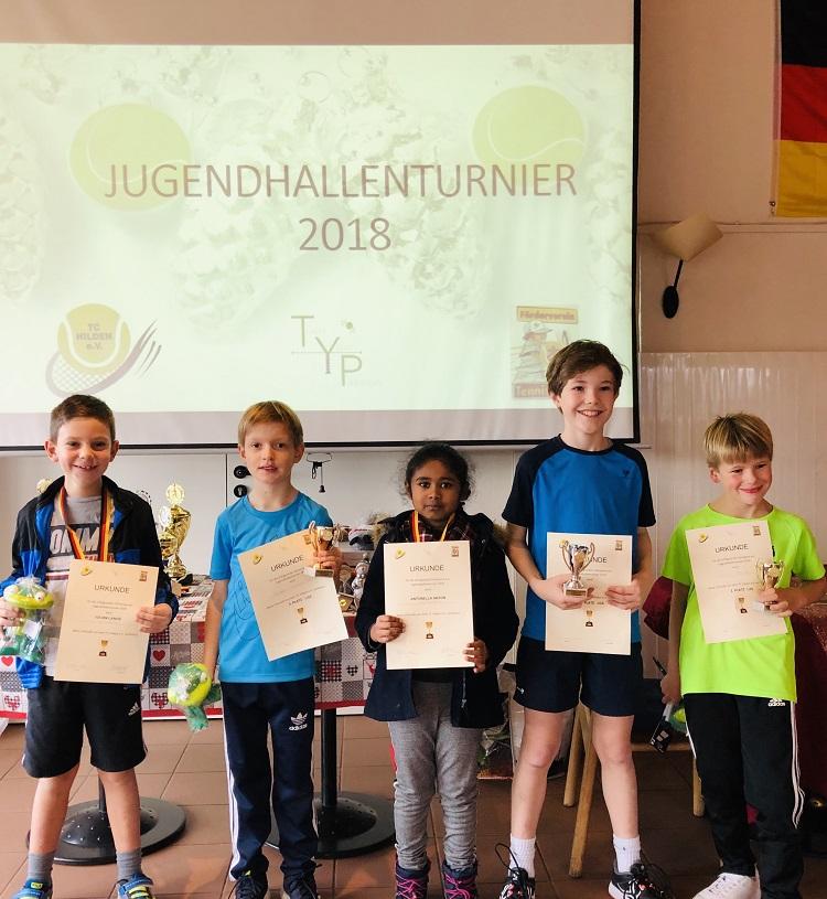 Teilnehmer- U10