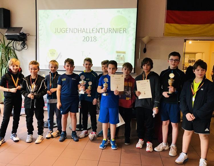 Teilnehmer- U12