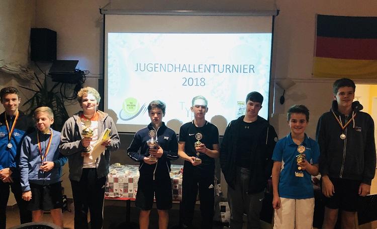 Teilnehmer- U15